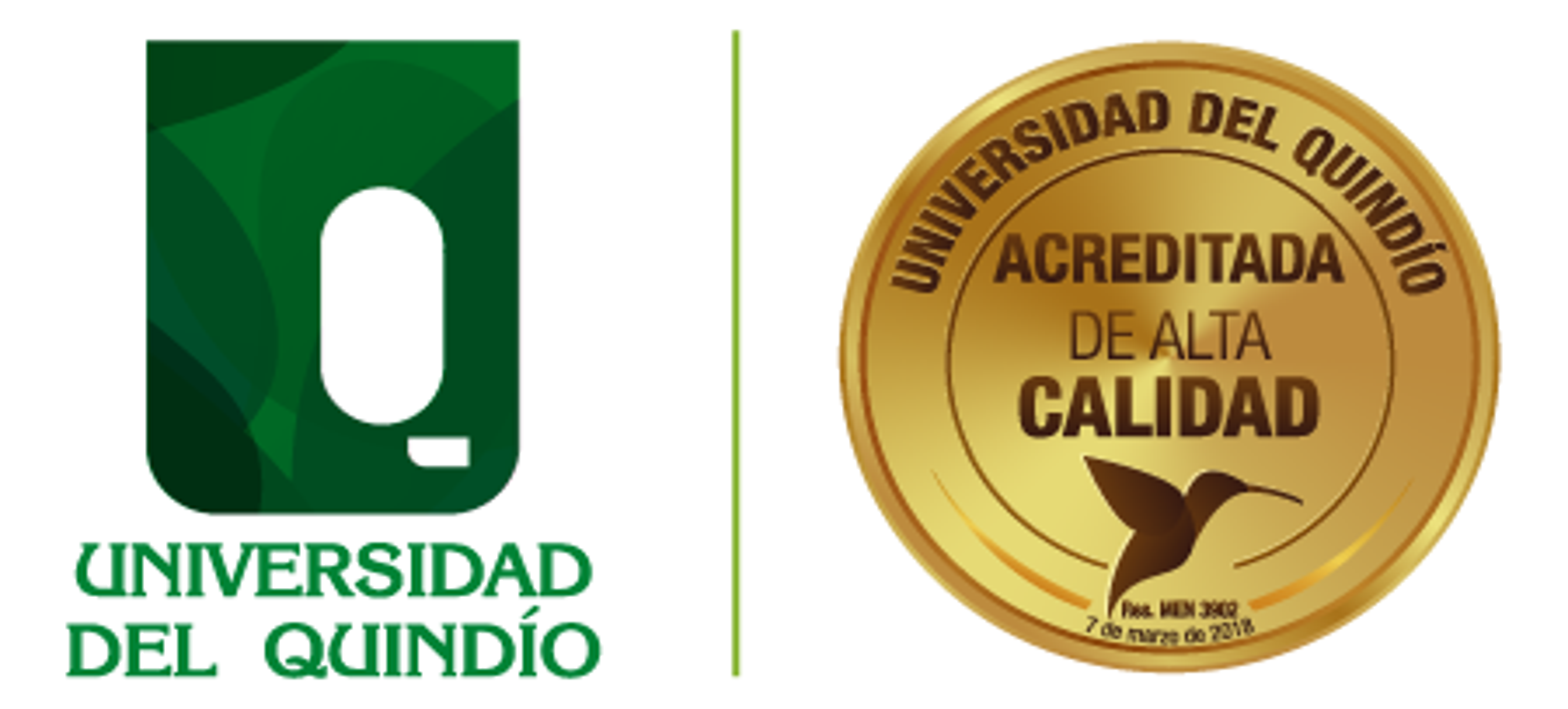 Universidad del Quindío Acreditada
